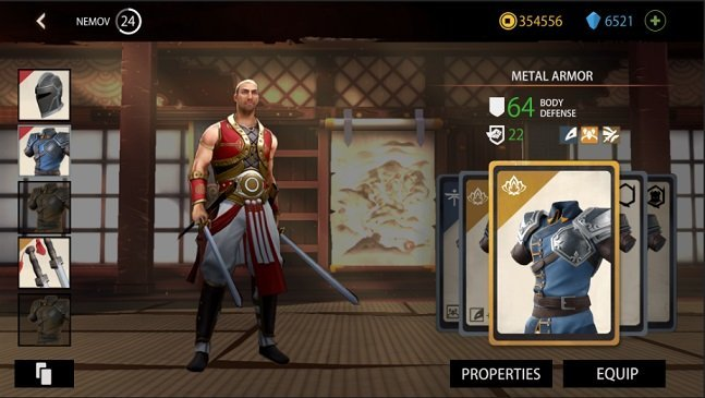 Shadow Fight 3 на PC