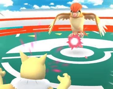 Бои в Pokemon GO — выбор тактики и системы