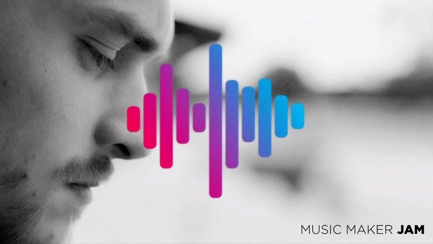 приложение music maker jam