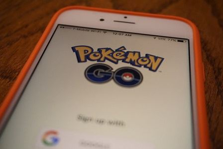 Как удалить аккаунт Pokemon GO?