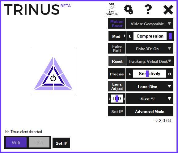 ПодключениеVR-BOX через TrinusVR фото