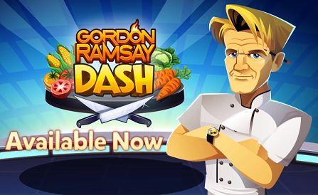 Gordon Ramsay Dash на компьютер