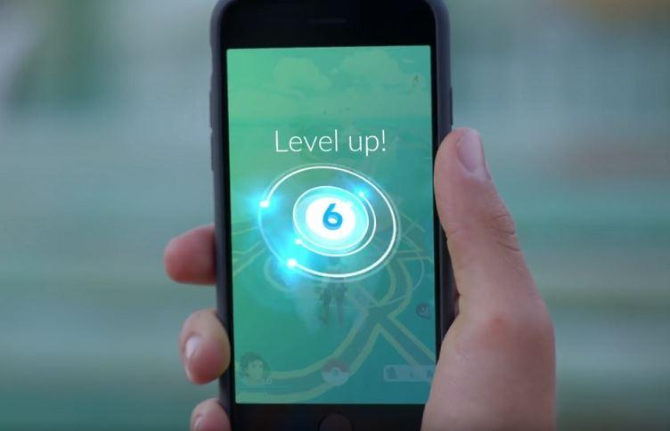 Pokemon GO достижения на всех уровнях