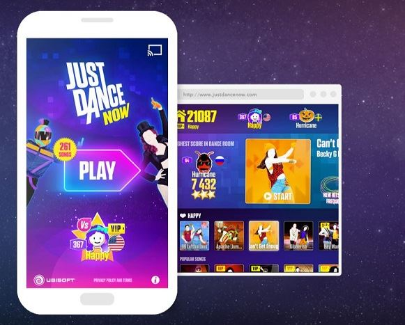 just dance 2016 для PC