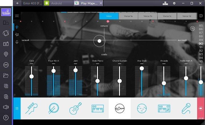 music maker jam на PC