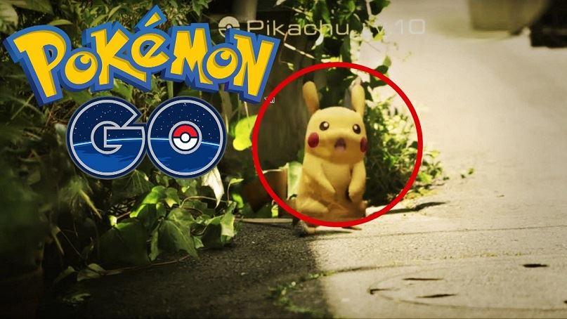 pokemon go как ловить покемонов
