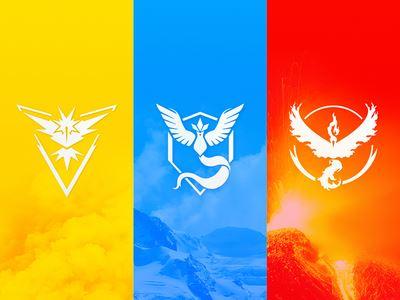 Какую команду выбрать в Pokemon GO?