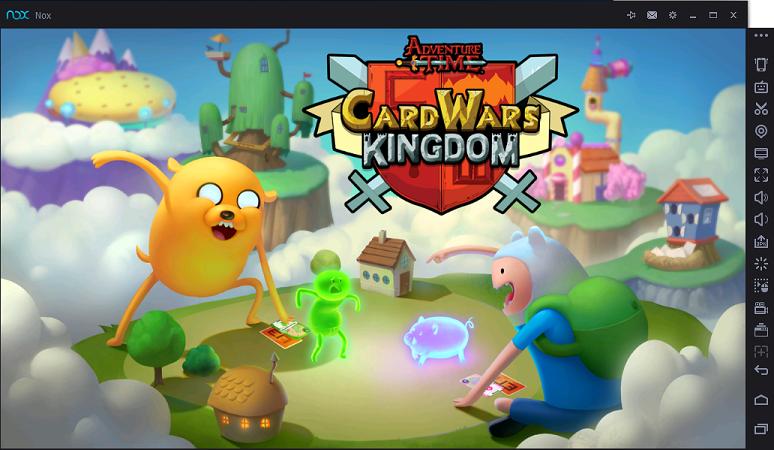 Королевство карточных войн онлайн