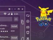 Покемон ГО на PC через Nox App Player