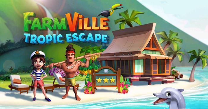 FarmVille Tropic Escape на PC
