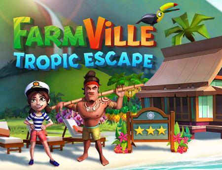 FarmVille: Tropic Escape на компьютер