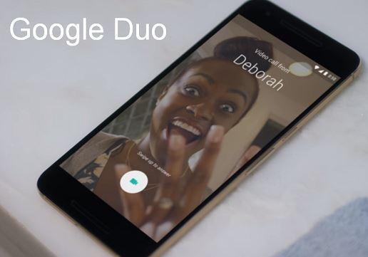 Google Duo для Windows