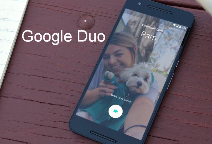 Google Duo на PC