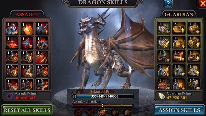 сильный-дракон-в-Avalon-of-Kings
