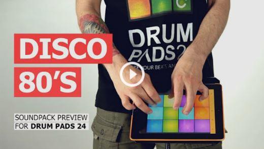 Drum Pads 24 на компьютер онлайн
