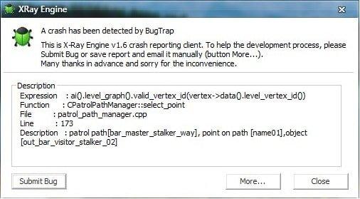 Решение-причин-ошибки-Xray-Engine