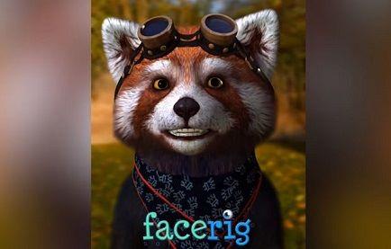 FaceRig на Андроид