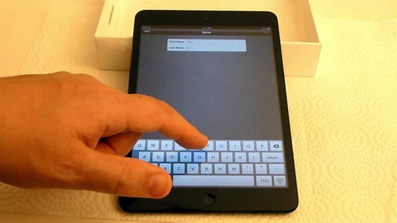Как настроить iPhone, iPad и iPod touch при первом включении с нуля