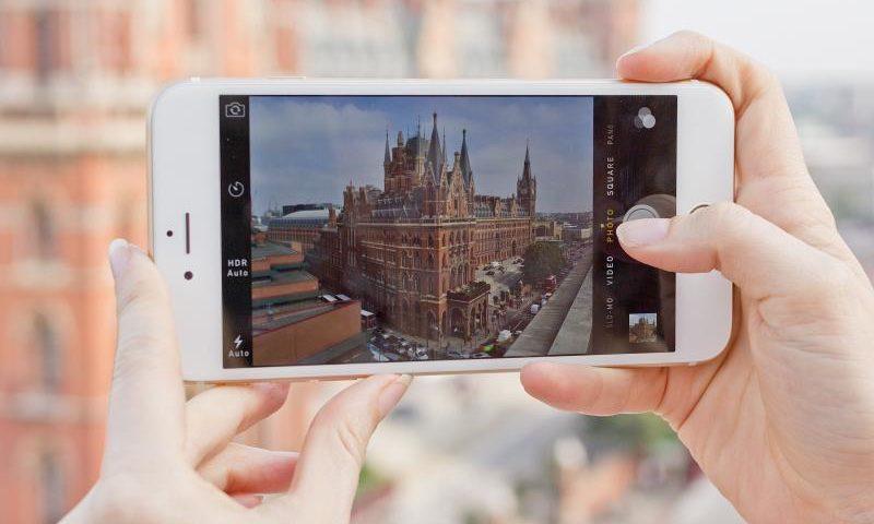 Как настроить камеру iPhone