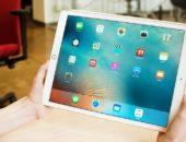 iPad в руках