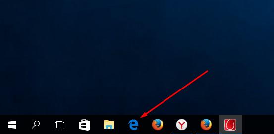 Открываем другой браузер