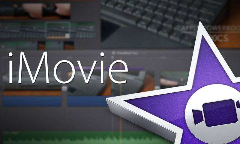 Обзор возможностей iMovie: как пользоваться программой