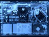 Миниатюра: внутренности системного блока