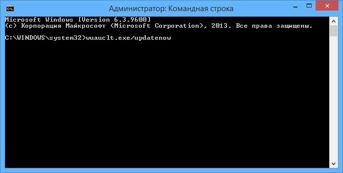 Подтверждение команды на установку Windows 10
