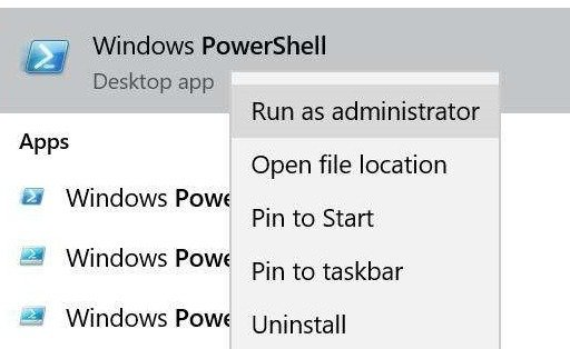 Power Shell