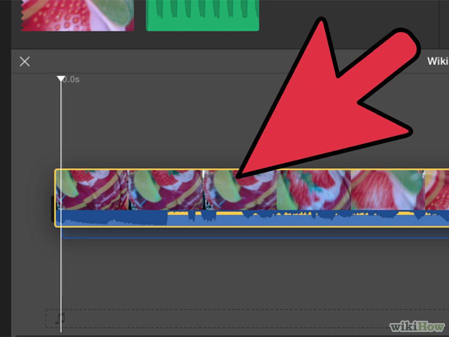 Создаём видео в iMovie (5)