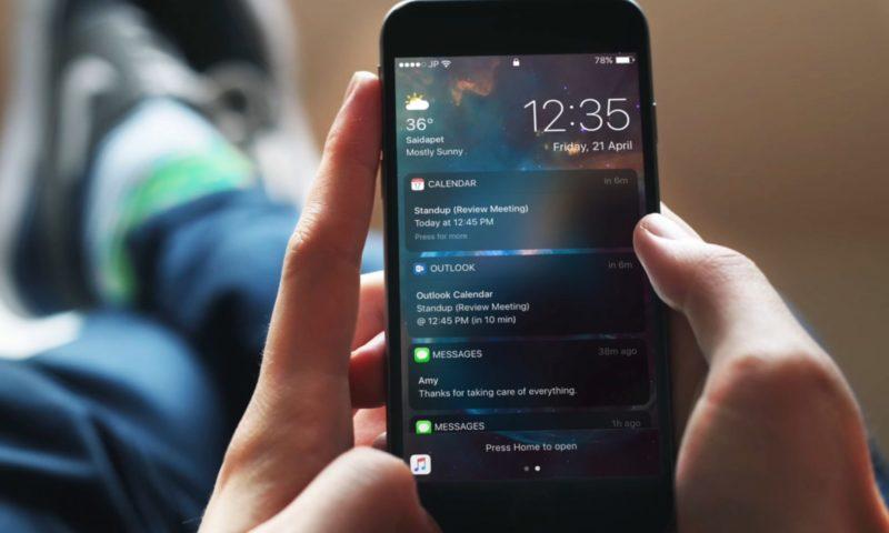 8 функций iOS 11, которых не хватает пользователям Android