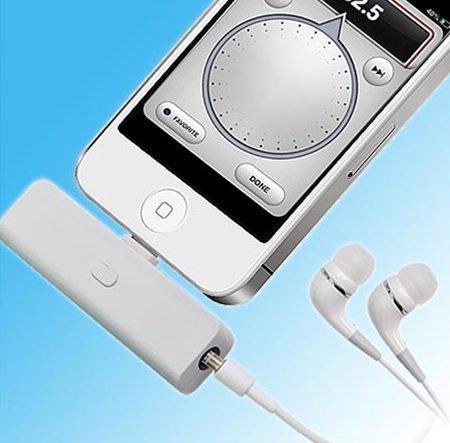 Allputer iFM — внешний подключаемый FM-приёмник