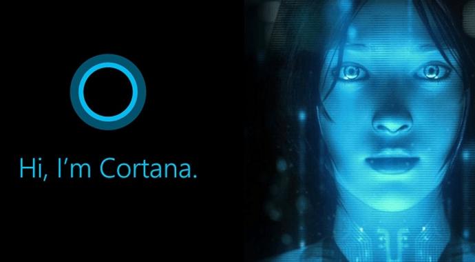 Голосовая помощница Cortana