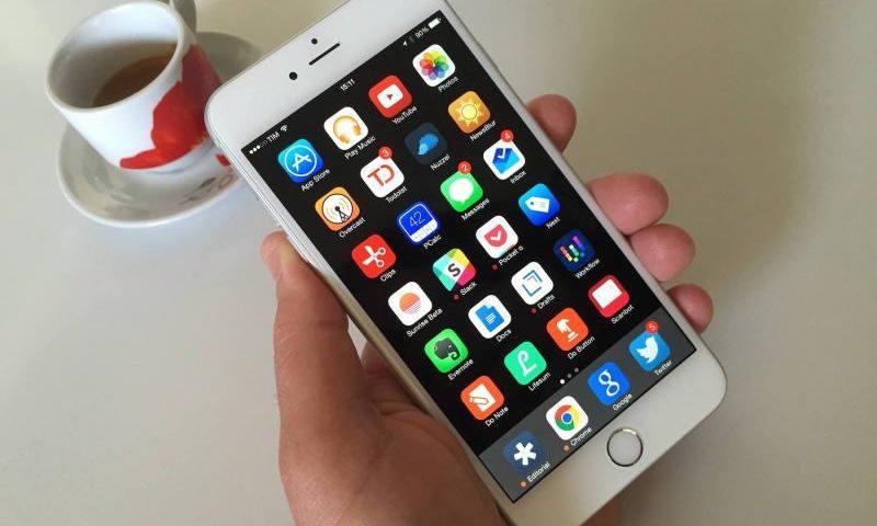 Как в несколько кликов установить индикатор заряда iPhone в процентах