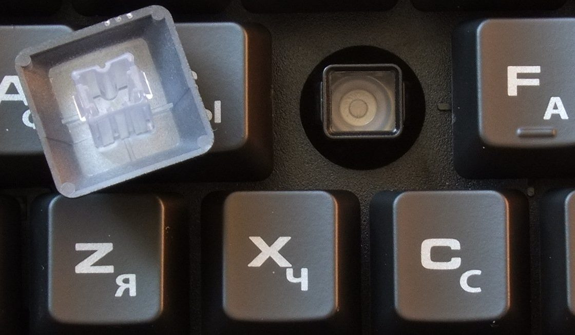 Мембранная клавиатура