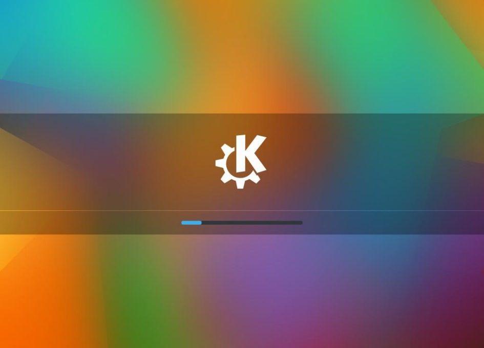 Загрузка Kubuntu