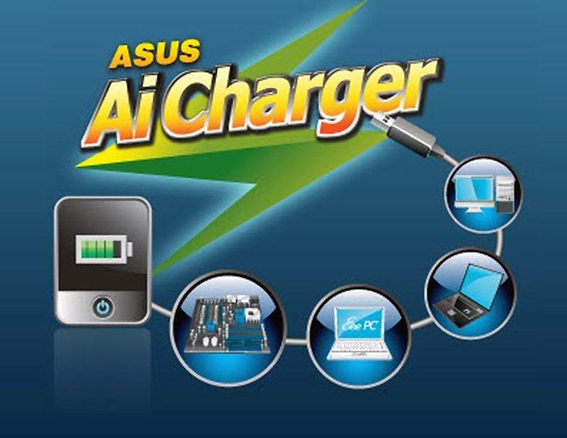 Логотип Ai Charger