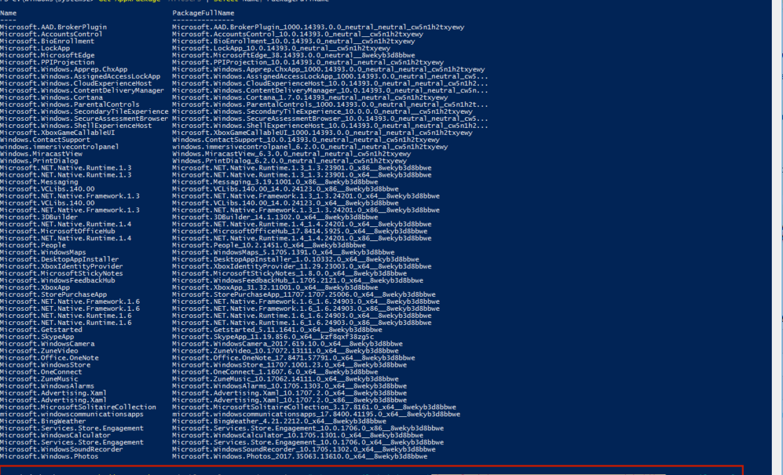 Установка «Магазина» Windows 10
