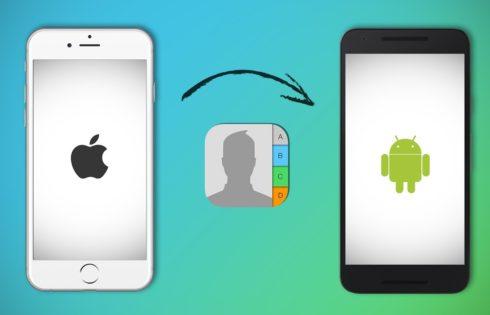 Как перенести контакты с iPhone и iPad на IOS, Android или компьютер