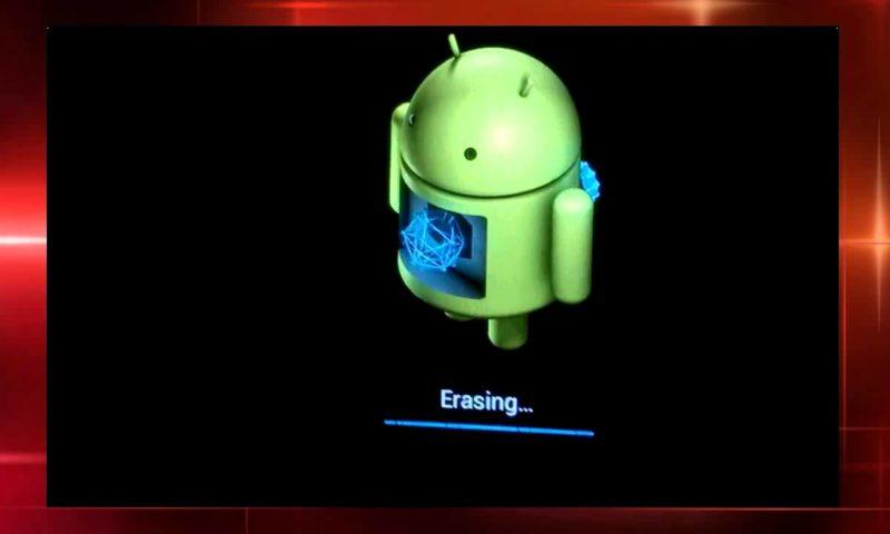 Как откатить Android до заводских настроек