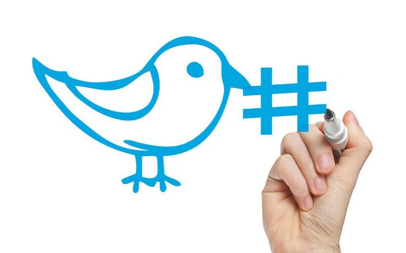 Хэштег в Twitter