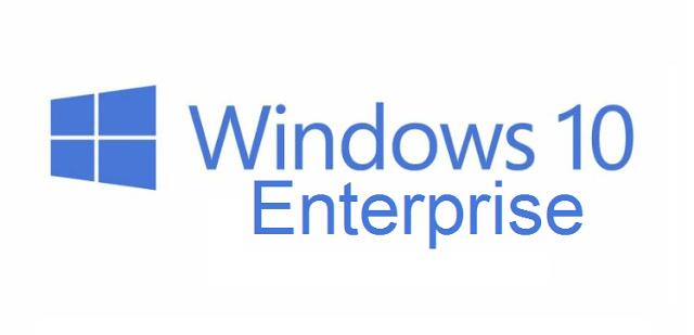 Логотип Windows 10 Enterprise
