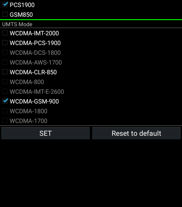 Отключение интернета в Android на примере сетей России