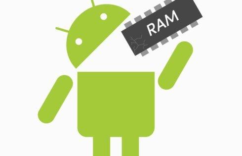Очистка памяти телефона или планшета Android