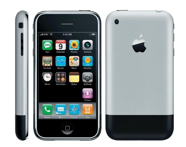 Первая версия iPhone