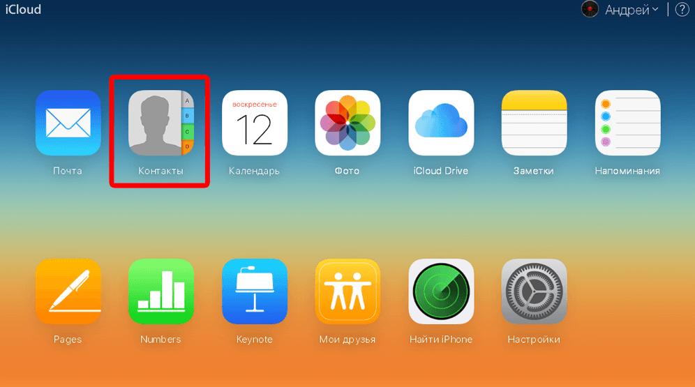 Запуск приложения из iCloud