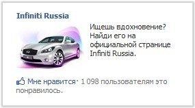 Реклама авто в Facebook