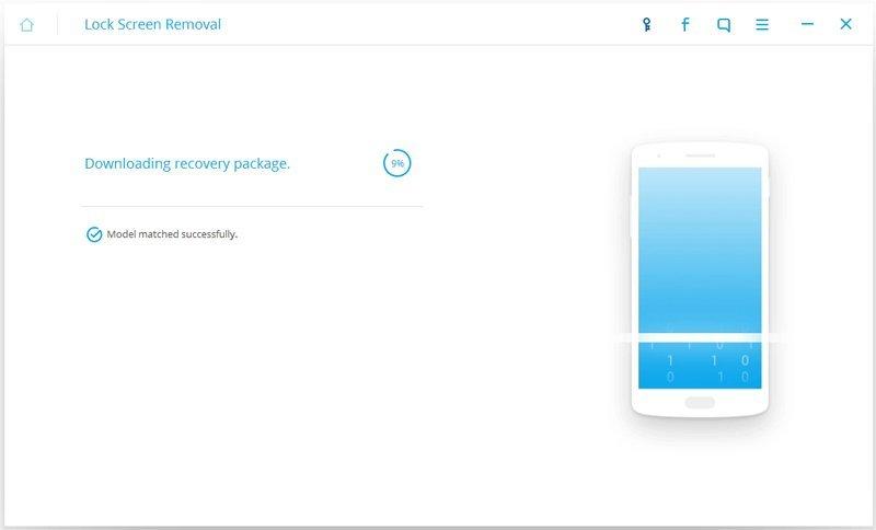 Загрузка данных в Lock Screen Removal