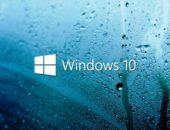 Миниатюра: арт с изображением логотипа Windows 10