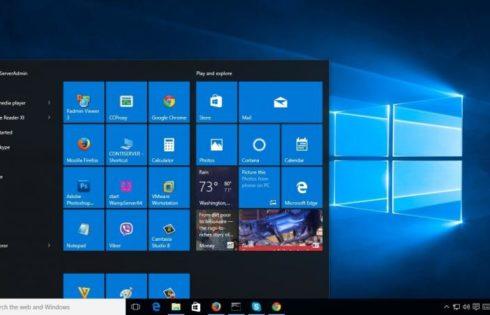 Сбои в работе кнопки «Пуск» в Windows 10: причины и решения